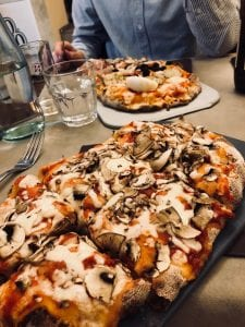 Fra anoreksi til pizzaferie