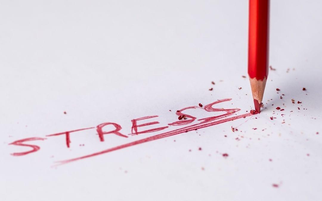 Når man er ung – og stresset